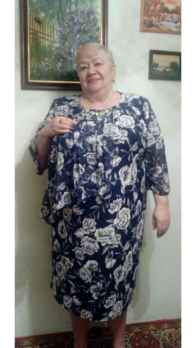 Отзыв о платье 3506