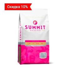 Скидка 10% на корм SUMMIT