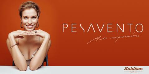 Украшения PESAVENTO в новой фотосессии от Sublime by Bosco