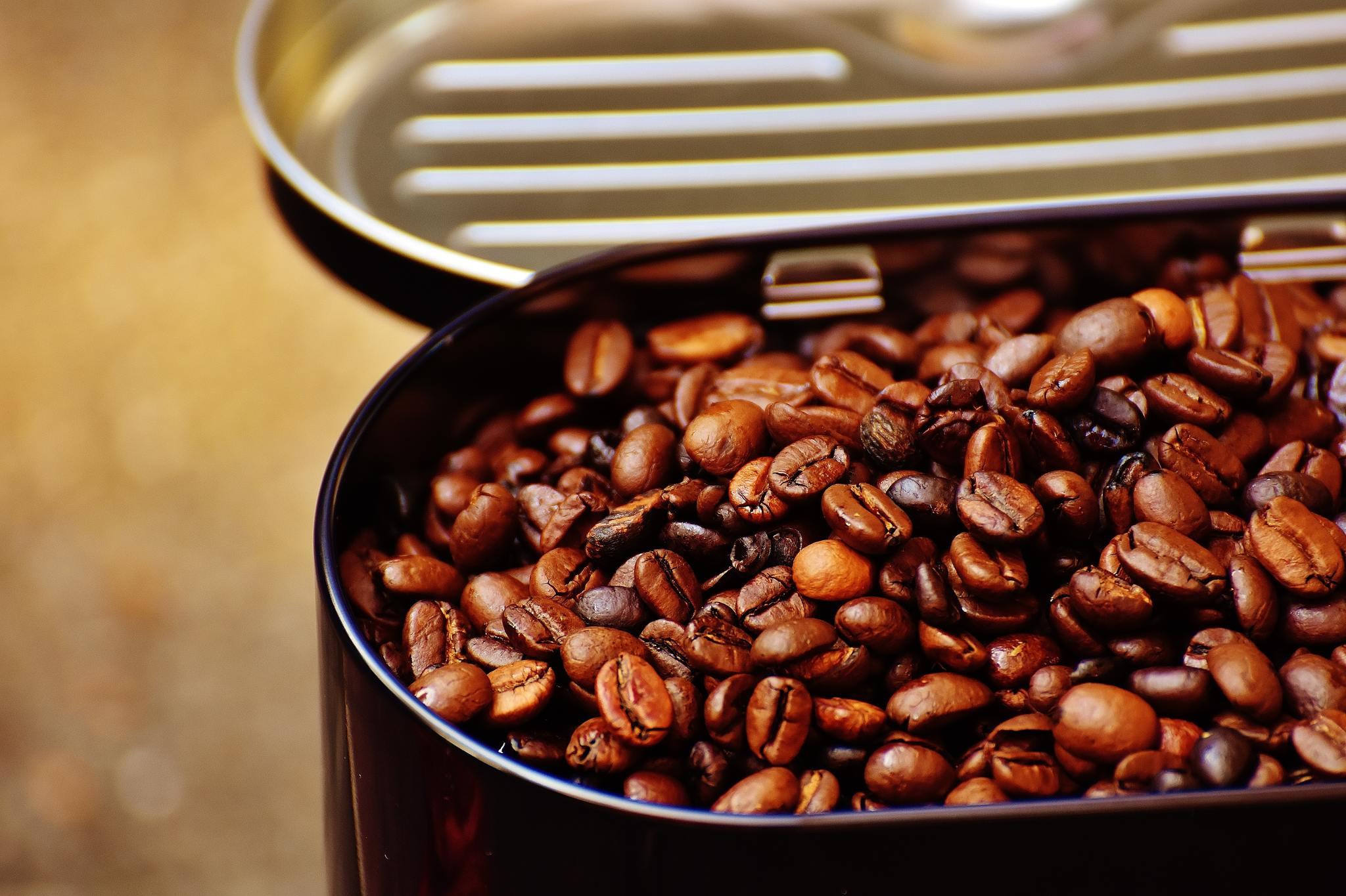 Кофе можно не только пить!