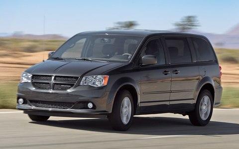 Усиление подвески в Dodge Caravan