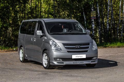Установка умной подвески на Hyundai Starex