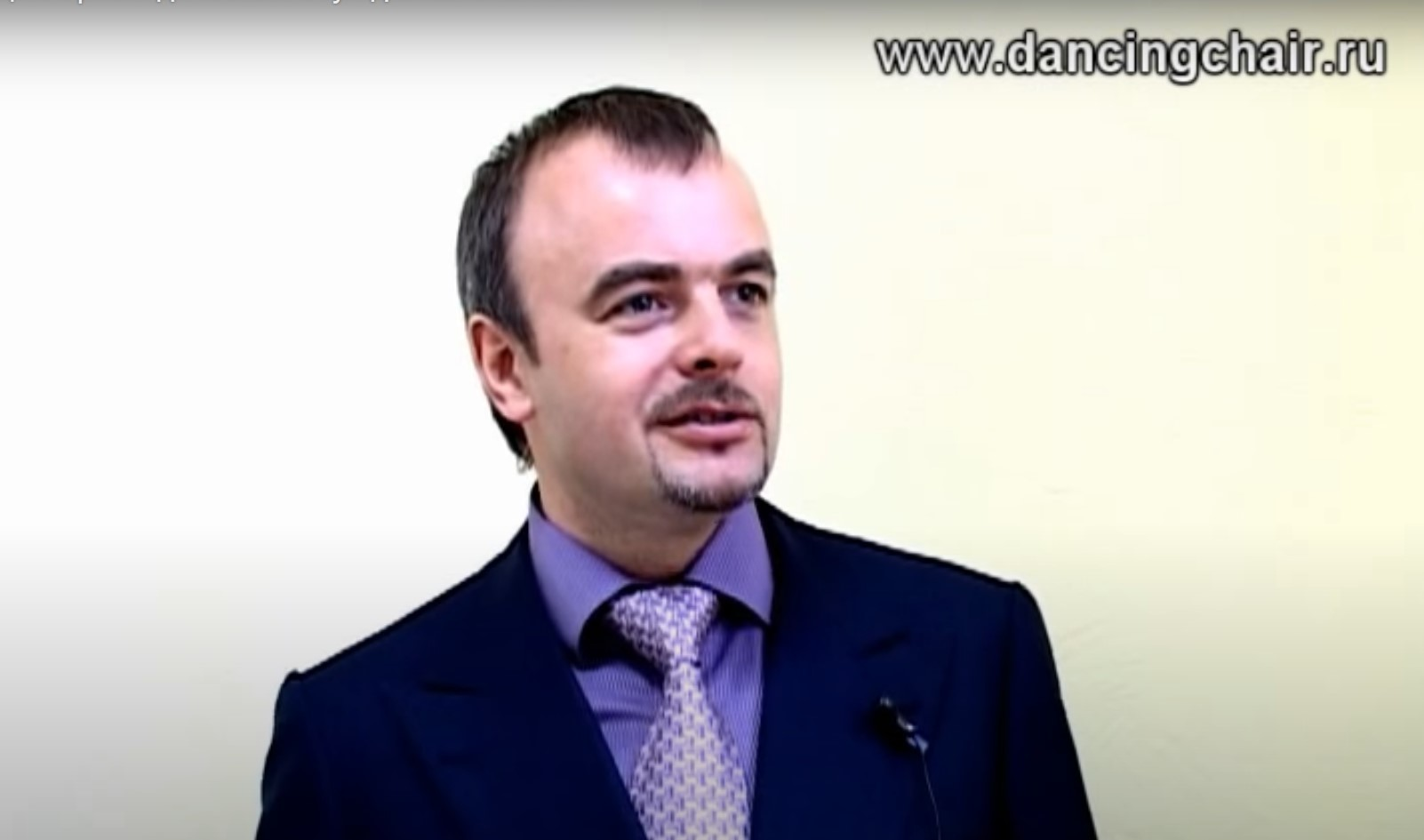 Остеопат Титов Д.П. об ортопедическом Танцующем Стуле для школьника