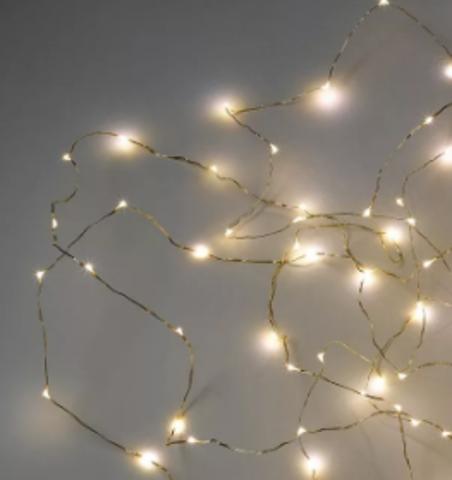Светодиодные гирлянды для праздничной подсветки деревьев