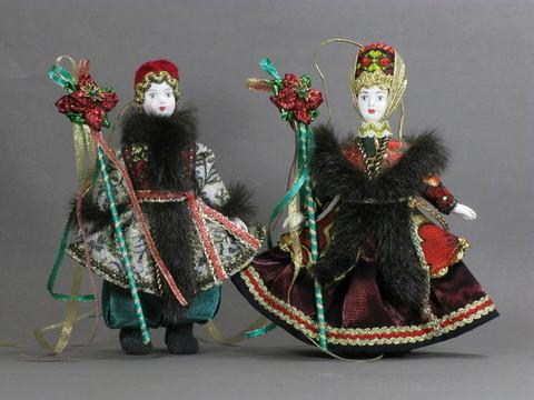 Новые куклы серии
