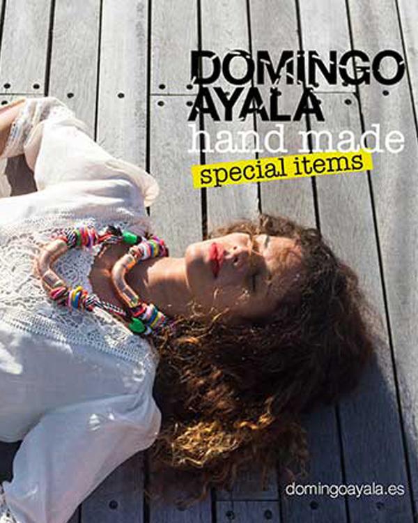 Коллекция украшений весна-лето 2014 г. от Domingo Ayala Handmade