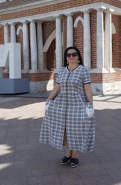 Отзыв о платье 4175