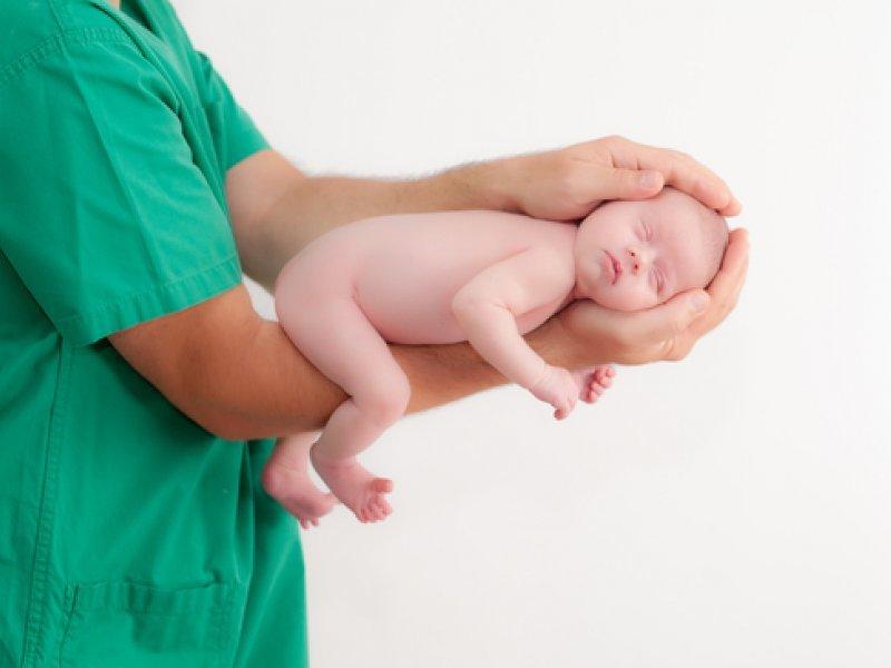 Осмотр новорожденного неврологом