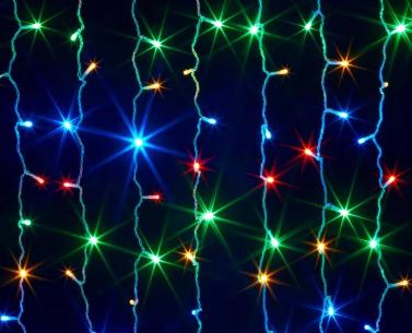 Как выбрать уличные светодиодные гирлянды