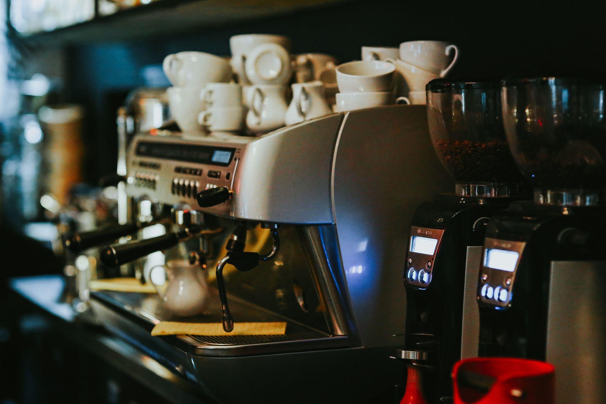 Что вы не знаете о чалдовой кофемашине?