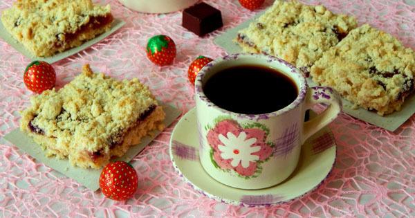 Простой рецепт вкусного печенья украсит Ваше чаепитие.