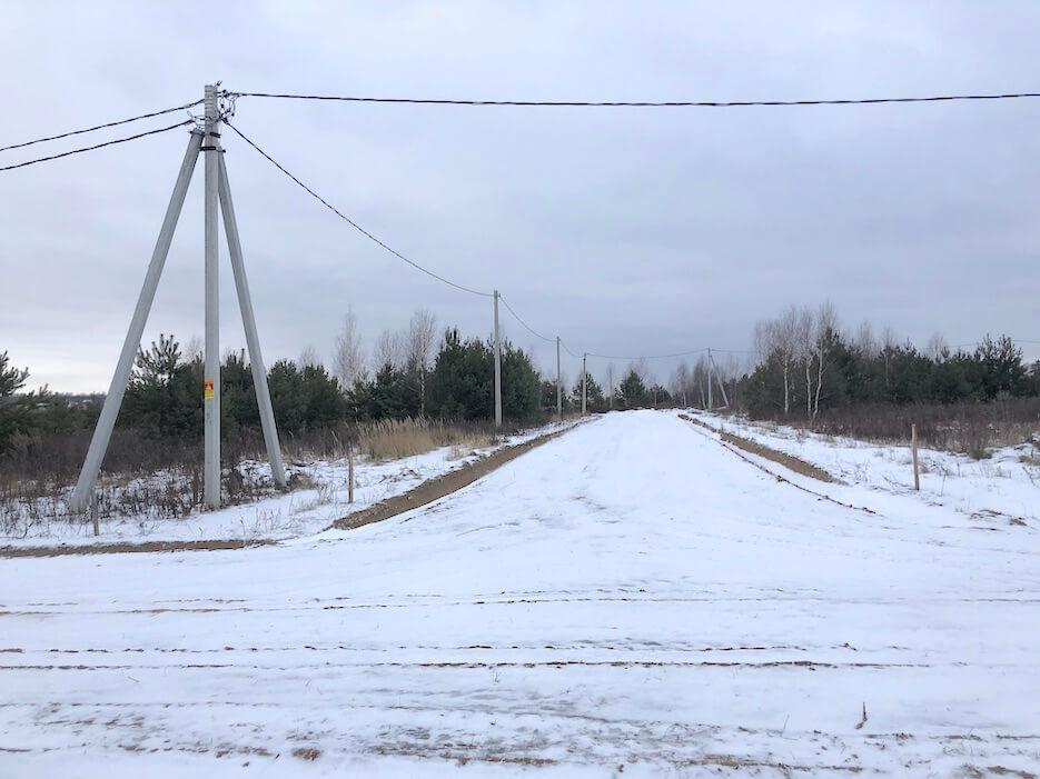 Всего 550 рублей составляет плата за техприсоединение к электросетям в «Усадьбе Романово»