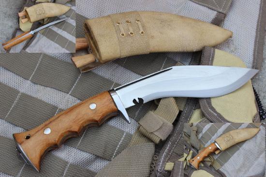История производителя ножей Nepalese kukri House