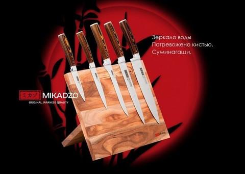 Отличия ножа Mikadzo Damascus от других ножей из дамасской стали