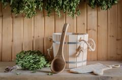 Самые популярные и полезные веники для бани