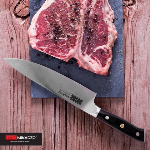 Характеристики ножа Mikadzo Yamata