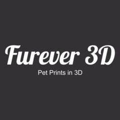 Печать реалистичных 3D-фигурок домашних питомцев от Furever3D