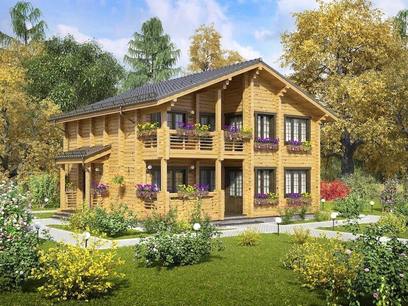 Строительство домов в Серпуховском районе