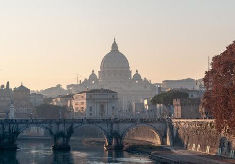 Отдых в Европе: 5 самых красивых городов