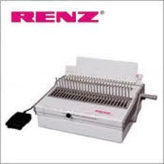 Новые офисные переплетчики RENZ