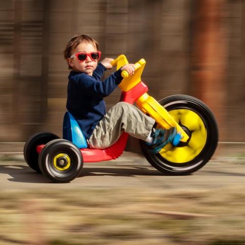 Какой он - велосипед для ребенка?