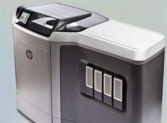 Hewlett-Packard выпускает собственные 3D-принтеры в 2016 году
