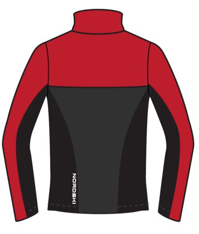 Разминочная куртка для лыжника: обзор Nordski Active