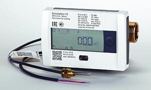 Теплосчетчик SonoSelect-10 модернизирован под учет выработки холода