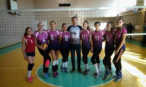 Волейбольная команда ВИВА