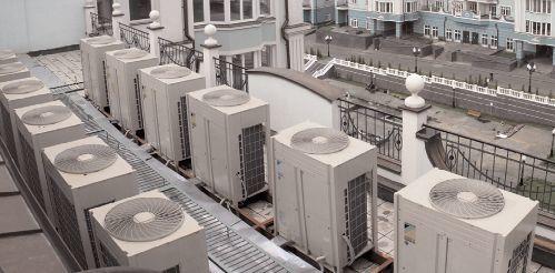 Daikin наращивает линейку систем кондиционирования VRV IV+
