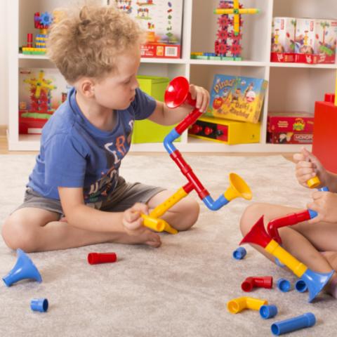 Выбираем умные игрушки ребенку