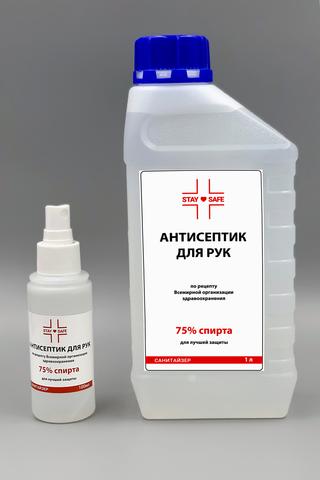 Как выбрать антисептик против коронавируса