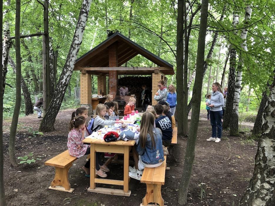 В «Романовском Парке» прошел детский праздник