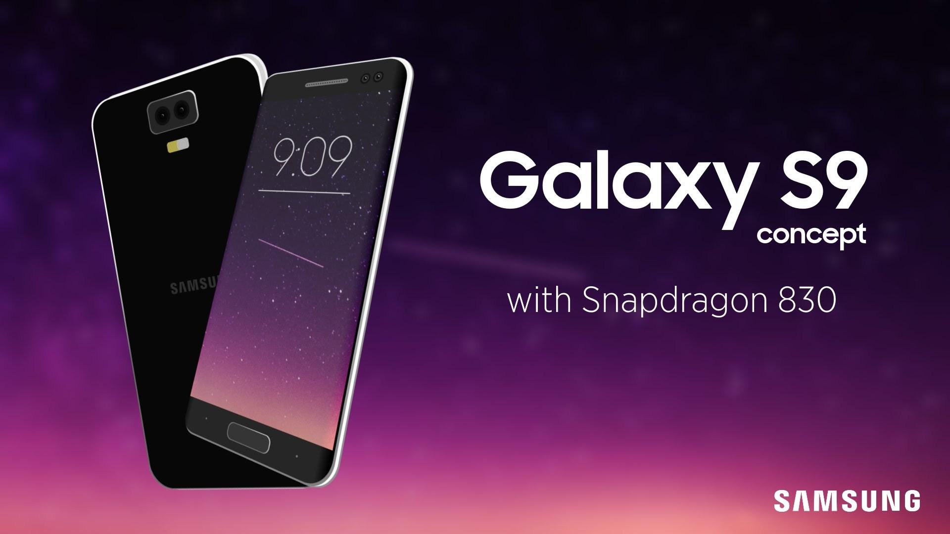 Samsung S9 не за горами.
