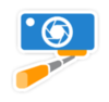 Подключение селфи-палки с помощью приложения SelfiShop Camera.