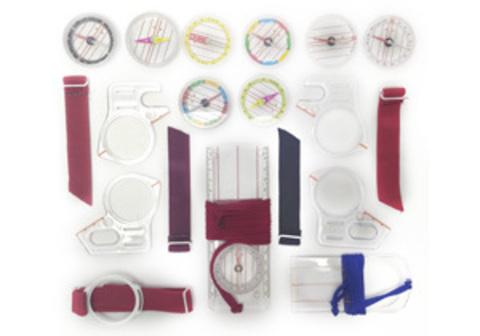 Что можно собрать из пластика, магнита и резинок? МосКомпас в ЛП