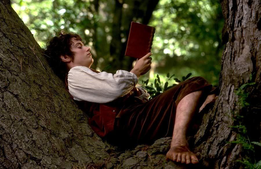 Фродо Бэггинс: пути Средиземья