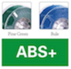 Компания ESUN представила новый пластик для 3D-принтеров - ABS+