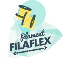 FilaFlex - гибкий материал для 3D печати