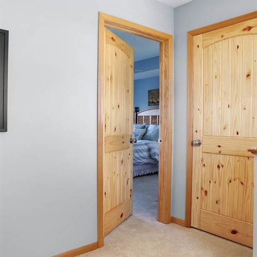 Деревянные двери под маслом OSMO