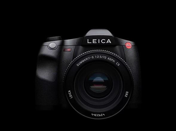 Среднеформатная Leica S3 и приложение Leica FOTOS