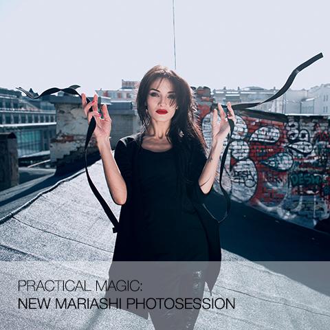 Practical Magic: new photo MARIASHI