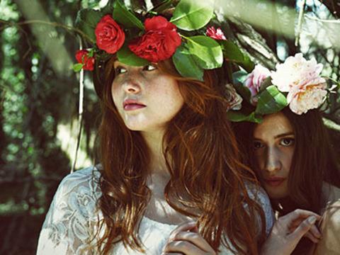 Секрет волос русских красавиц