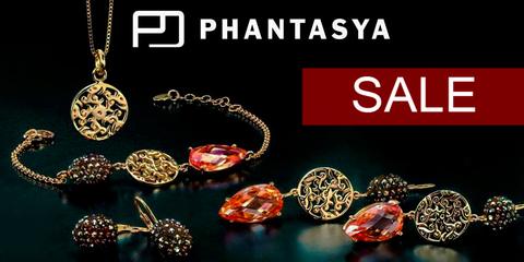 Распродажа украшений Phantasya