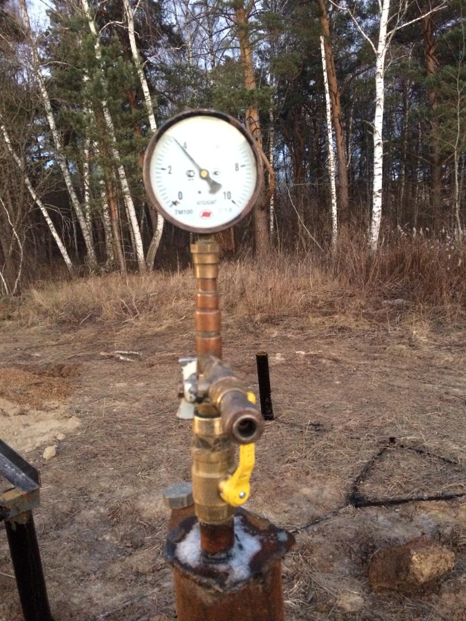 В «Усадьбе Романово» проведена опрессовка газораспределительной системы