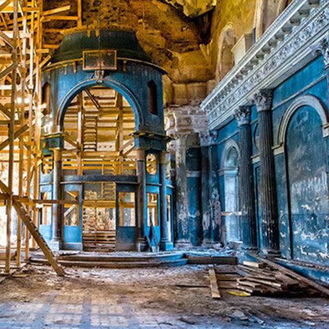 Ярополец: разрушение храма-легенды