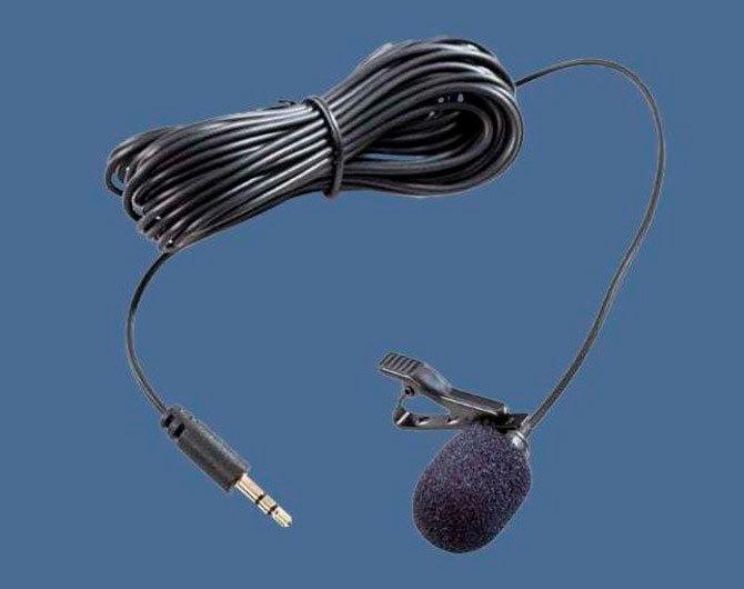 Петличный стереомикрофон Saramonic SR-XMS2