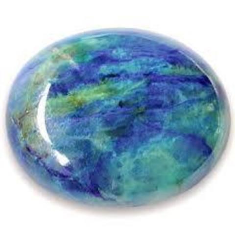 Новый ювелирно-декоративно-поделочный камень Ямболит.