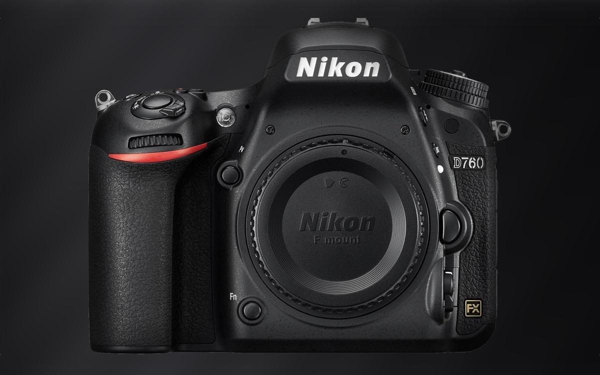 Nikon D760 будет анонсирована в первом квартале 2019 года