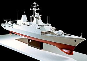 На стапелях заложен сторожевой корабль серии «Океан»